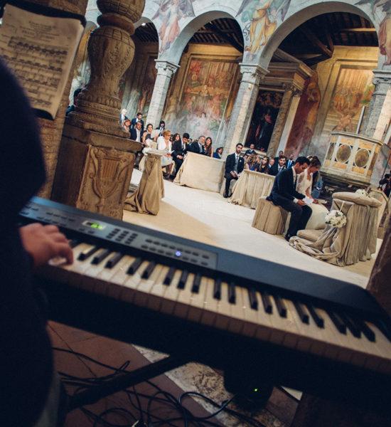 Musica per il Matrimonio - Wedding Planner Roma