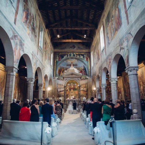Matrimonio a Villa Miani - Wedding Planner Roma