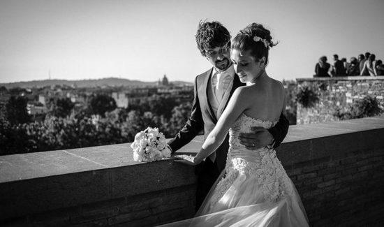 Matrimonio Romantico a Roma